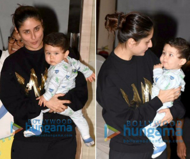 Taimur Turns 1 22 Times Taimur Ali Khan's cutest moments stole the limelight from his star parents! (11)