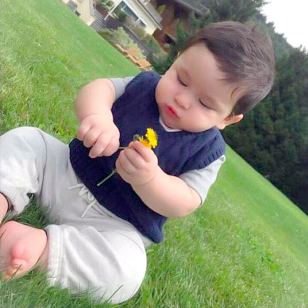 Taimur Turns 1 22 Times Taimur Ali Khan's cutest moments stole the limelight from his star parents! (12)