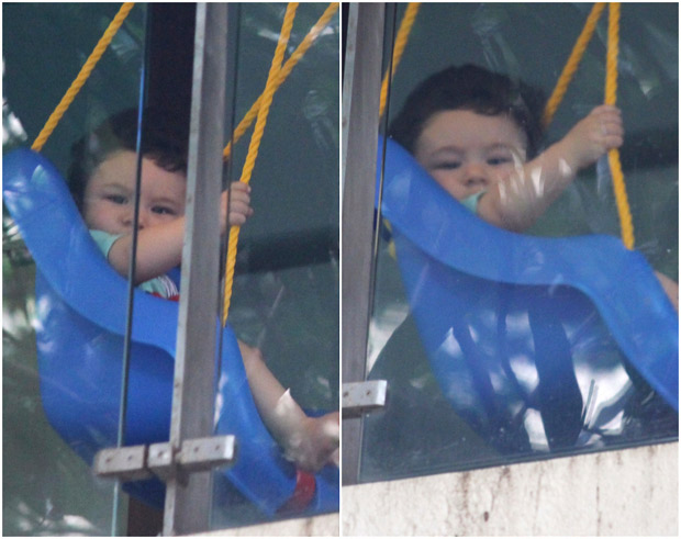 Taimur Turns 1 22 Times Taimur Ali Khan's cutest moments stole the limelight from his star parents! (14)