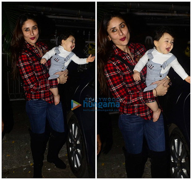 Taimur Turns 1 22 Times Taimur Ali Khan's cutest moments stole the limelight from his star parents! (16)