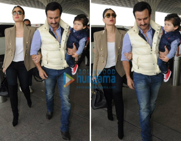 Taimur Turns 1 22 Times Taimur Ali Khan's cutest moments stole the limelight from his star parents! (19)