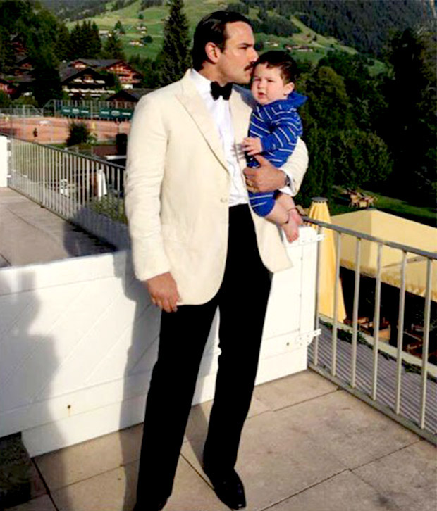 Taimur Turns 1 22 Times Taimur Ali Khan's cutest moments stole the limelight from his star parents! (5)