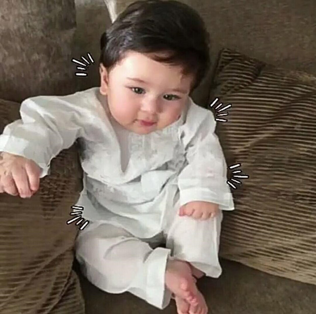 Taimur Turns 1 22 Times Taimur Ali Khan's cutest moments stole the limelight from his star parents! (6)