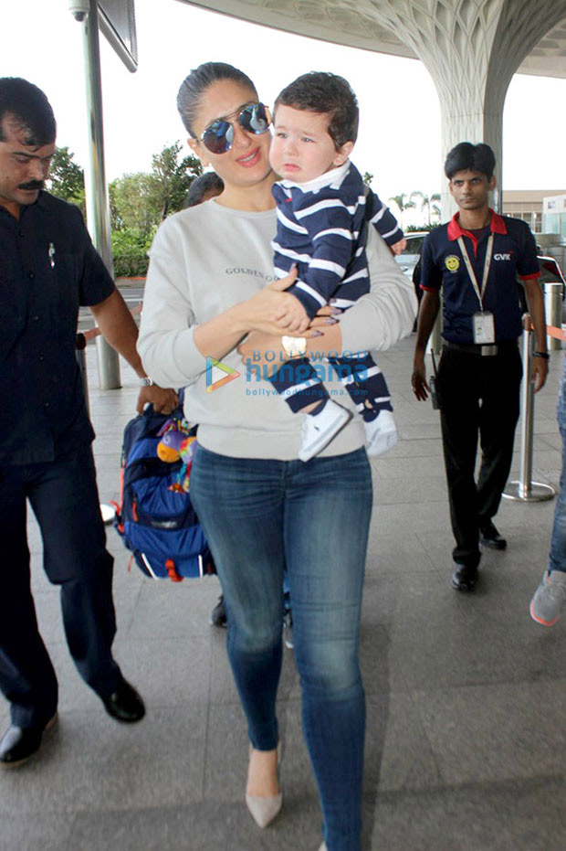 Taimur Turns 1 22 Times Taimur Ali Khan's cutest moments stole the limelight from his star parents! (7)