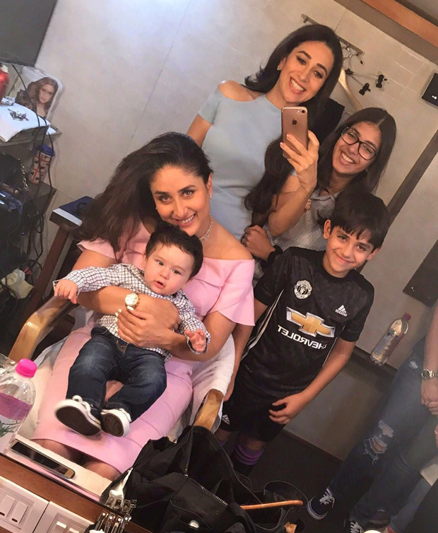 Taimur Turns 1 22 Times Taimur Ali Khan's cutest moments stole the limelight from his star parents! (8)