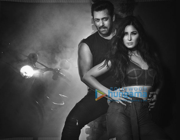 Tiger Zinda Hai pair Salman Khan and Katrina Kaif gets ...