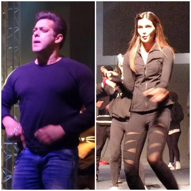 WATCH Kriti Sanon sizzles on 'Munni Badnaam Hui' with Salman Khan for Dabangg Tour show in Delhi