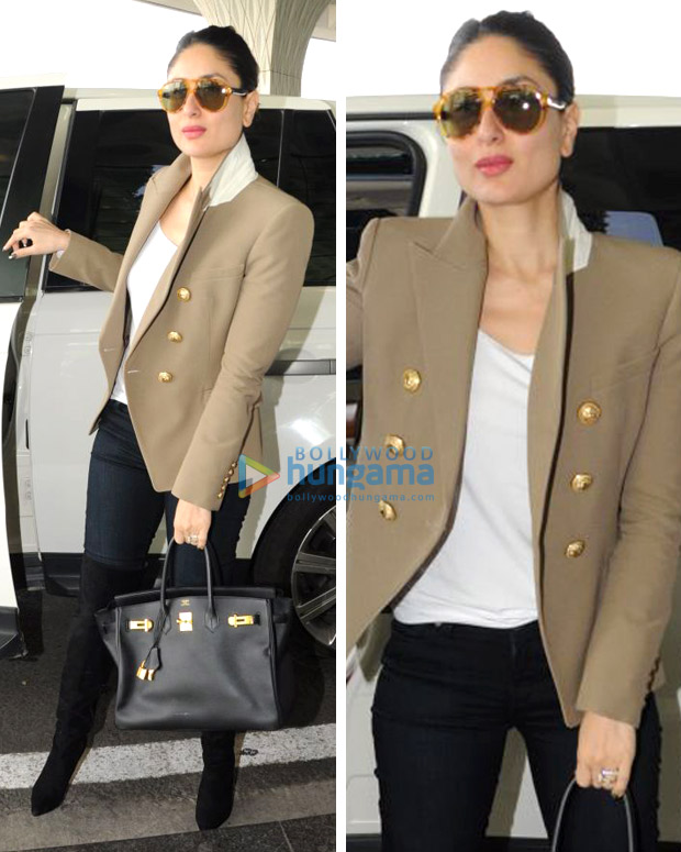 Weekly airport style Priyanka Chopra, Kareena Kapoor Khan, Ranveer Singh, Sonam Kapoor, Ranbir Kapoor give us some serious winter fashion goals! (2)