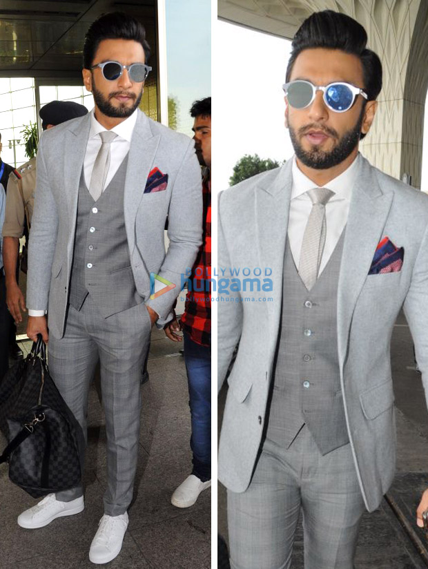 Weekly airport style Priyanka Chopra, Kareena Kapoor Khan, Ranveer Singh, Sonam Kapoor, Ranbir Kapoor give us some serious winter fashion goals! (3)