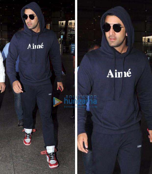 Weekly airport style Priyanka Chopra, Kareena Kapoor Khan, Ranveer Singh, Sonam Kapoor, Ranbir Kapoor give us some serious winter fashion goals! (5)