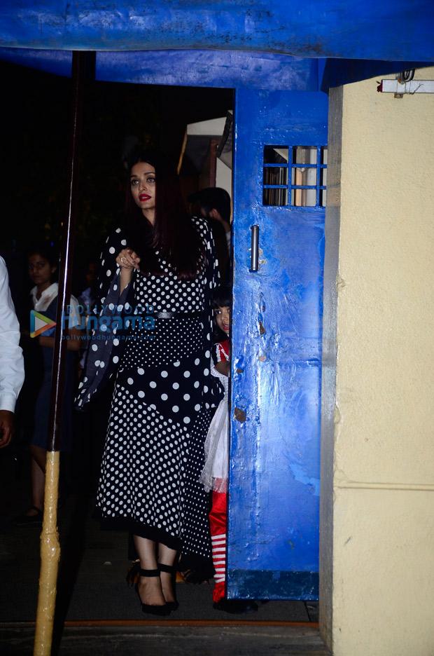 When Aishwarya Rai Bachchan's polka dot ence left us overwhelmed!