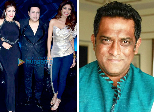 When raveena tandon shilpa shetty govinda anurag basu met on when raveena tandon shilpa shetty govinda anurag basu met on the sets of altavistaventures Choice Image