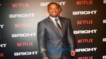Will Smith and others grace the premiere of 'Bright'