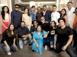Aamir Khan graces the muhuart of the film Total Dhamaal