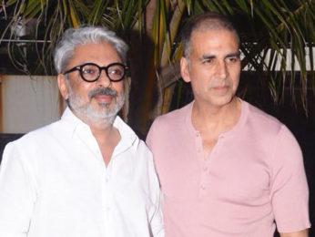 Akshay Kumar And Sanjay Leela Bhansali On Release Dates - PadMan, Padmaavat video