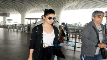 Alia Bhatt, Taapsee Pannu, Kangana Ranaut and others spotted at the airport