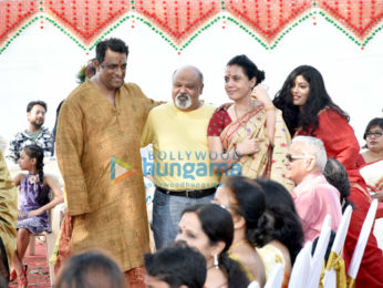 Anurag Basu, Pritam Chakraborty and others celebrate Basant Panchami