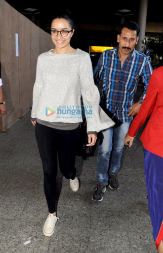 Shraddha Kapoor, Arjun Kapoor and others snapped at the airport