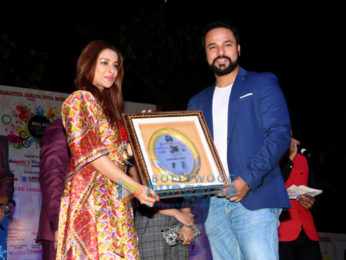 Celebs grace the inauguration of the Malad Festival 2018