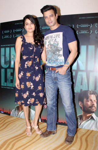 Celebs grace the scpecial screening of the movie Union Leader