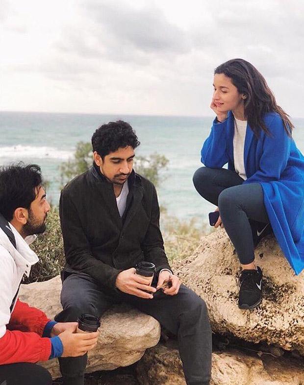 Check out Ranbir Kapoor, Alia Bhatt and Ayan Mukerji begin prep for Brahmastra in Israel3