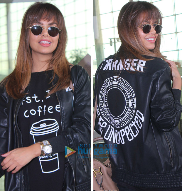 Daily Style Pill Let the fun begin! Esha Gupta rocking the grunge chic style is the best thing to see today! (3)