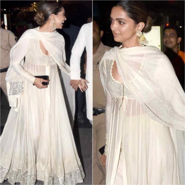 Deepika Padukone at Padmaavat screening in Mumbai