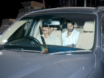 Deepika Padukone, Ranveer Singh, Alia Bhatt, Ranbir Kapoor, Kareena Kapoor Khan, Hrithik Roshan and others attend a bash at Shah Rukh Khan's house