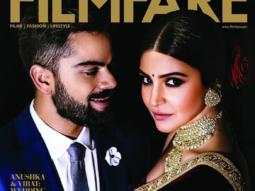 Anushka Sharma On The Cover Of Filmfare