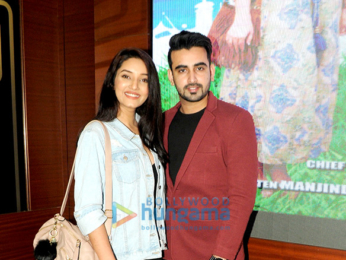 First look launch of 'Raja Abroadiya'