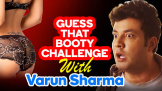 'Guess That Booty Challenge' With Varun Choocha Sharma video