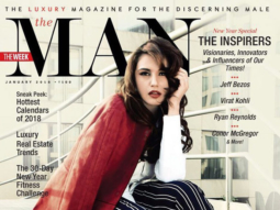 Huma Qureshi On The Cover Of The Man!