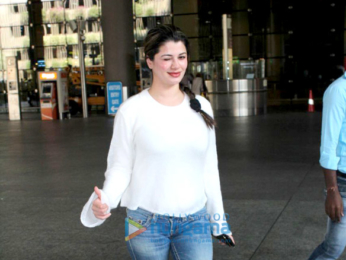 Karan Johar, Govinda and others snapped at the airport