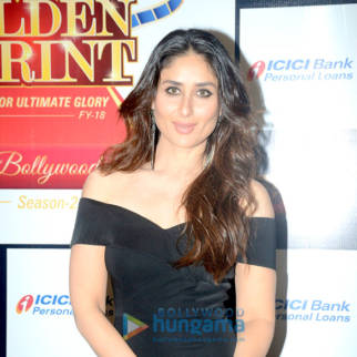 Kareena Kapoor Khan at 'ICICI - Golden Sprint' event