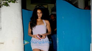 Katrina Kaif, Varun Dhawan and others snapped at Olive