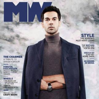 Rajkummar Rao On The Cover Of MW