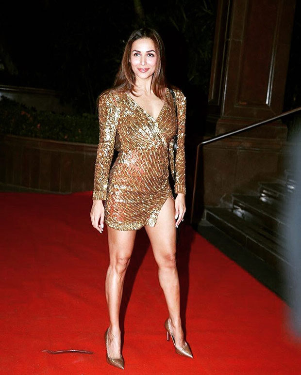 Malaika Arora has a thing or two for metallic, bling and all things shimmery-5
