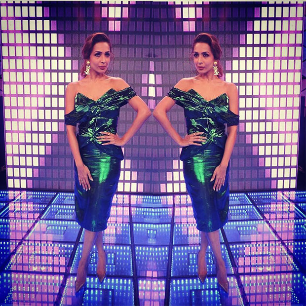 Malaika Arora has a thing or two for metallic, bling and all things shimmery-6