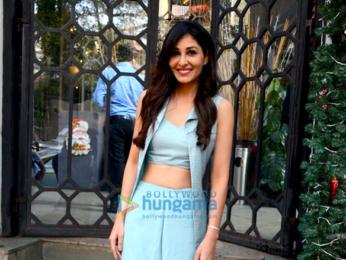 Pooja Chopra snapped in Mumbai