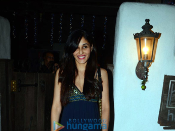 Pooja Chopra spotted at Hakim's Aalim