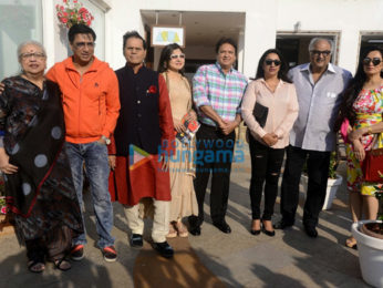 Press Conference to announce the winner of 5th Yash Chopra Memorial Award