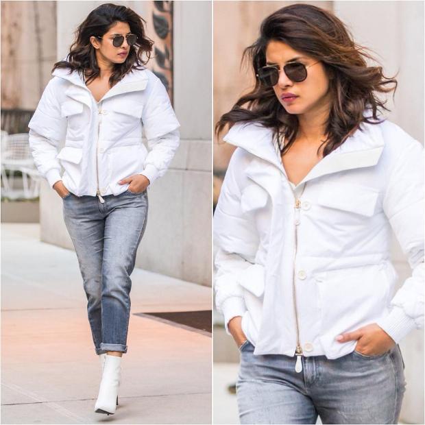 Priyanka Chopra in NYC