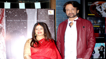 Rekha & Vishal Bharadwaj, Kay Kay Menon and Kushal Srivastav grace the launch of the track 'Sakhi Ri' from Vodka Diaries