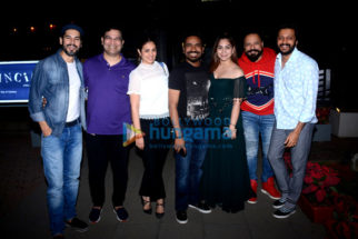 Riteish Deshmukh spotted at BKC with friends