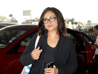 Shraddha Kapoor, Taapsee Pannu and Divya Dutta spotted at the airport