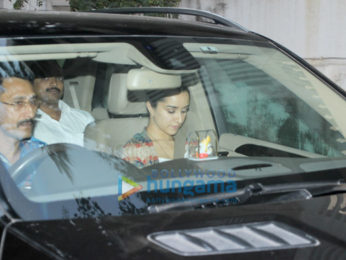 Shraddha Kapoor spotted at Maddock Office