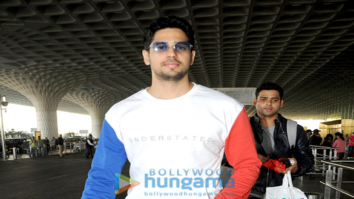 Sidharth Malhotra, Shraddha Kapoor and others snapped at the airport