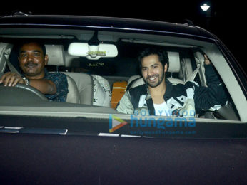 Special screening of Padmaavat at YRF Studio