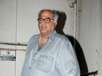 Sridevi, Janhvi Kapoor & Ishaan Khattar snapped at Juhu PVR