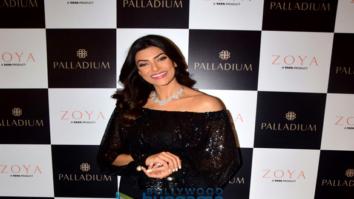 Sushmita Sen at the launch of Zoya store